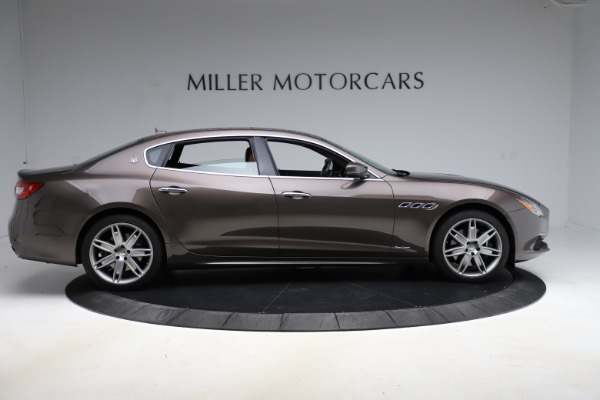 Used 2018 Maserati Quattroporte S Q4 GranLusso for sale $69,900 at Maserati of Greenwich in Greenwich CT 06830 9