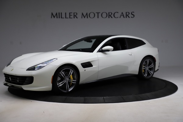 Used 2020 Ferrari GTC4Lusso for sale $264,900 at Maserati of Greenwich in Greenwich CT 06830 2