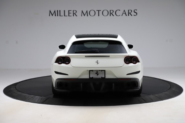 Used 2020 Ferrari GTC4Lusso for sale $264,900 at Maserati of Greenwich in Greenwich CT 06830 6