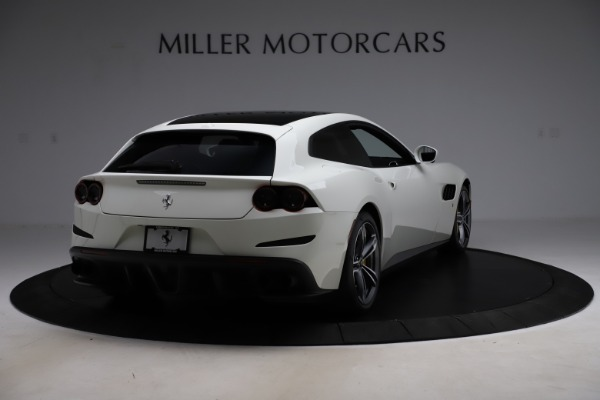 Used 2020 Ferrari GTC4Lusso for sale $264,900 at Maserati of Greenwich in Greenwich CT 06830 7