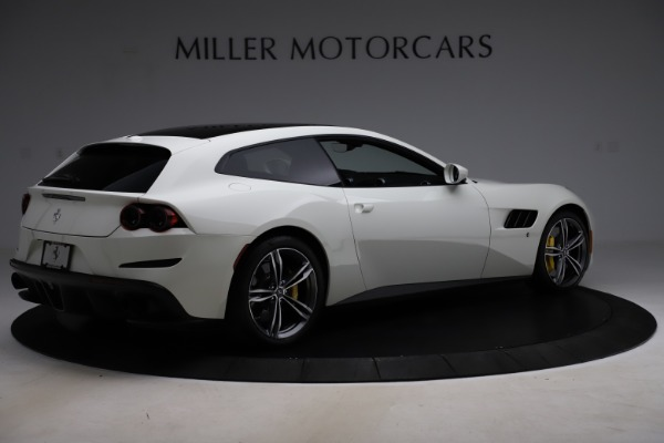 Used 2020 Ferrari GTC4Lusso for sale $264,900 at Maserati of Greenwich in Greenwich CT 06830 8