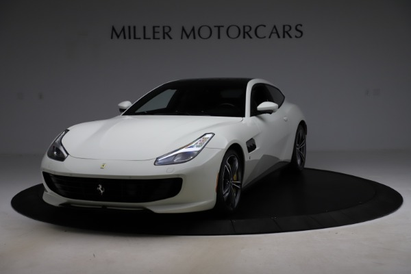 Used 2020 Ferrari GTC4Lusso for sale $264,900 at Maserati of Greenwich in Greenwich CT 06830 1