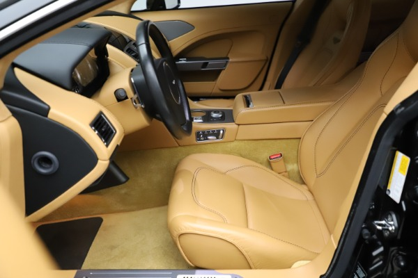 Used 2016 Aston Martin Rapide S for sale $123,900 at Maserati of Greenwich in Greenwich CT 06830 14