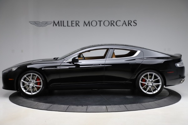 Used 2016 Aston Martin Rapide S for sale $123,900 at Maserati of Greenwich in Greenwich CT 06830 2