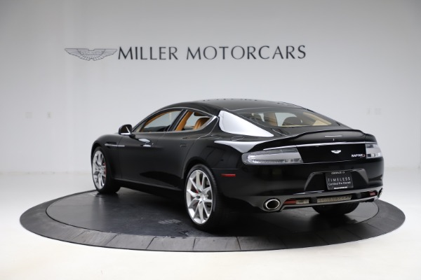 Used 2016 Aston Martin Rapide S for sale $123,900 at Maserati of Greenwich in Greenwich CT 06830 4