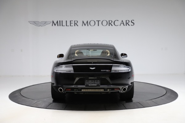 Used 2016 Aston Martin Rapide S for sale $123,900 at Maserati of Greenwich in Greenwich CT 06830 5
