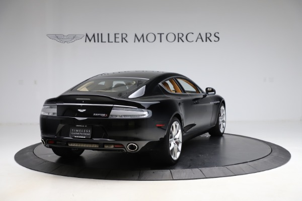 Used 2016 Aston Martin Rapide S for sale $123,900 at Maserati of Greenwich in Greenwich CT 06830 6