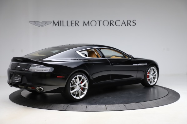 Used 2016 Aston Martin Rapide S for sale $123,900 at Maserati of Greenwich in Greenwich CT 06830 7