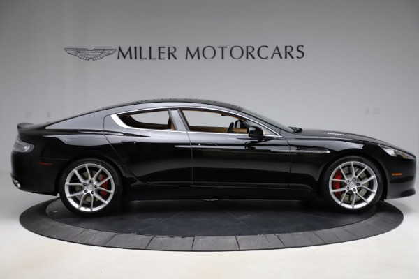 Used 2016 Aston Martin Rapide S for sale $123,900 at Maserati of Greenwich in Greenwich CT 06830 8