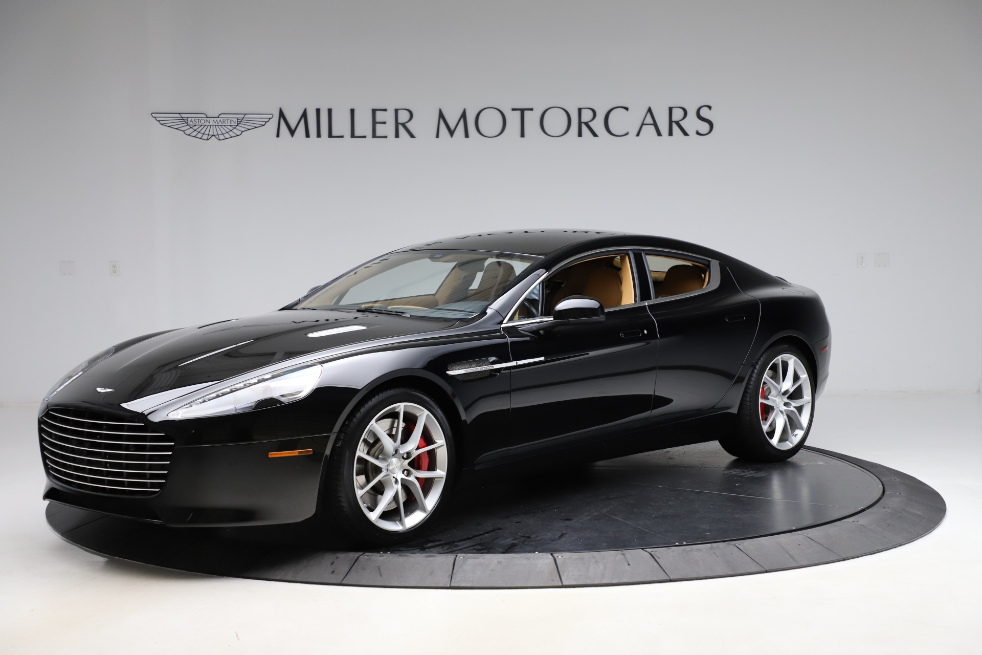 Used 2016 Aston Martin Rapide S for sale $123,900 at Maserati of Greenwich in Greenwich CT 06830 1