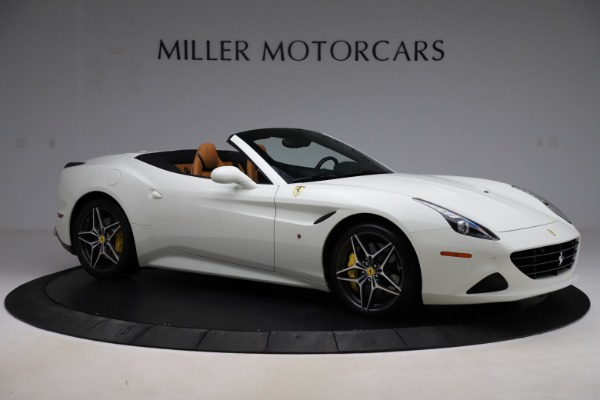 Used 2018 Ferrari California T for sale $169,900 at Maserati of Greenwich in Greenwich CT 06830 10