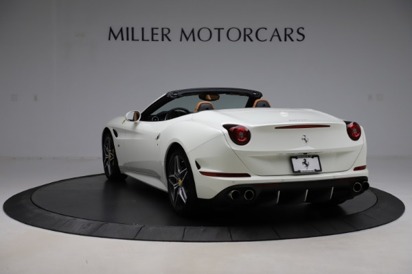 Used 2018 Ferrari California T for sale $169,900 at Maserati of Greenwich in Greenwich CT 06830 5