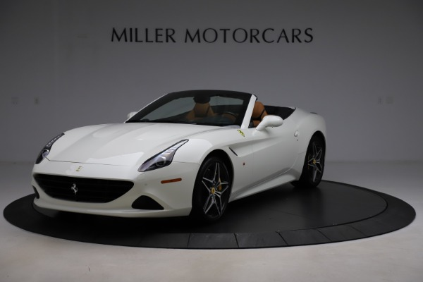 Used 2018 Ferrari California T for sale $169,900 at Maserati of Greenwich in Greenwich CT 06830 1