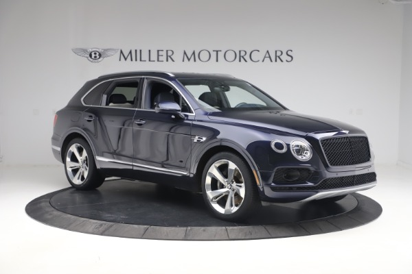 Used 2018 Bentley Bentayga W12 Signature Edition for sale $149,900 at Maserati of Greenwich in Greenwich CT 06830 11