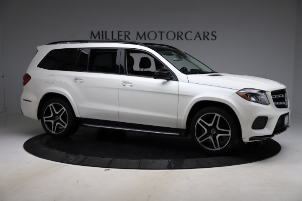 Used 2018 Mercedes-Benz GLS GLS 550 for sale $67,900 at Maserati of Greenwich in Greenwich CT 06830 10