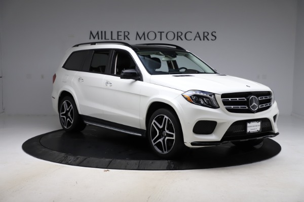 Used 2018 Mercedes-Benz GLS GLS 550 for sale $67,900 at Maserati of Greenwich in Greenwich CT 06830 11