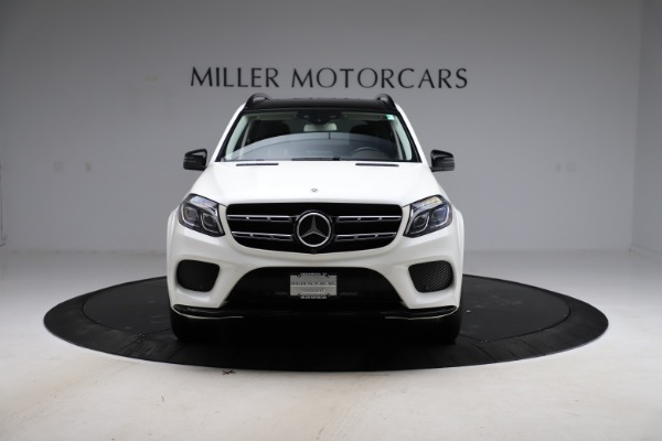 Used 2018 Mercedes-Benz GLS GLS 550 for sale $67,900 at Maserati of Greenwich in Greenwich CT 06830 12