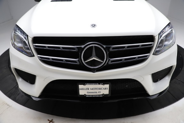 Used 2018 Mercedes-Benz GLS GLS 550 for sale $67,900 at Maserati of Greenwich in Greenwich CT 06830 13