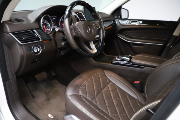 Used 2018 Mercedes-Benz GLS GLS 550 for sale $67,900 at Maserati of Greenwich in Greenwich CT 06830 16