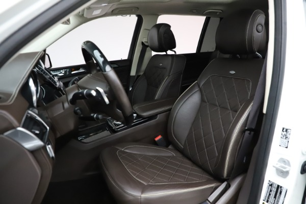 Used 2018 Mercedes-Benz GLS GLS 550 for sale $67,900 at Maserati of Greenwich in Greenwich CT 06830 18