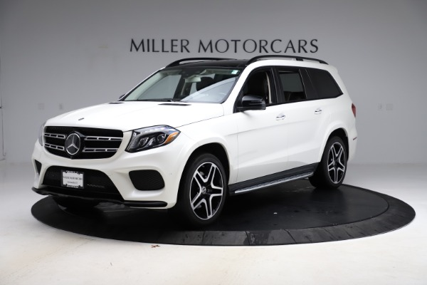 Used 2018 Mercedes-Benz GLS GLS 550 for sale $67,900 at Maserati of Greenwich in Greenwich CT 06830 2