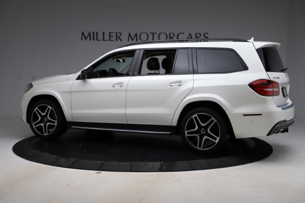 Used 2018 Mercedes-Benz GLS GLS 550 for sale $67,900 at Maserati of Greenwich in Greenwich CT 06830 4