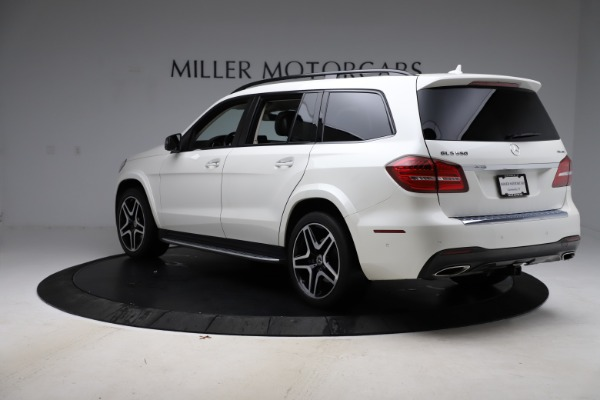 Used 2018 Mercedes-Benz GLS GLS 550 for sale $67,900 at Maserati of Greenwich in Greenwich CT 06830 5