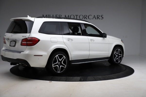 Used 2018 Mercedes-Benz GLS GLS 550 for sale $67,900 at Maserati of Greenwich in Greenwich CT 06830 8