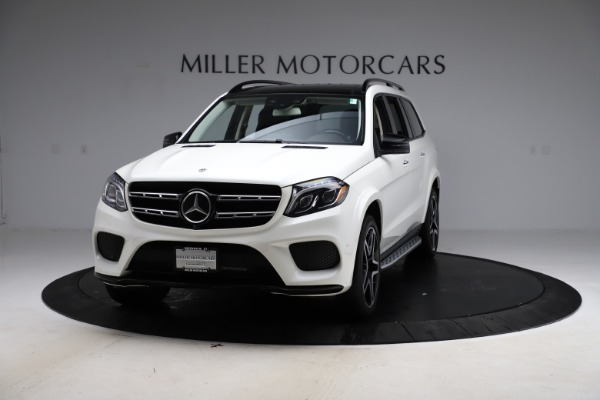 Used 2018 Mercedes-Benz GLS GLS 550 for sale $67,900 at Maserati of Greenwich in Greenwich CT 06830 1