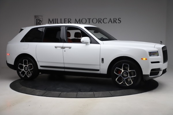 New 2021 Rolls-Royce Cullinan Black Badge for sale $431,325 at Maserati of Greenwich in Greenwich CT 06830 11