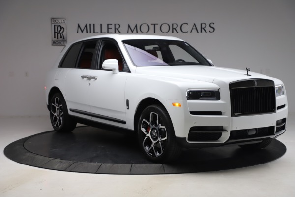 New 2021 Rolls-Royce Cullinan Black Badge for sale $431,325 at Maserati of Greenwich in Greenwich CT 06830 12