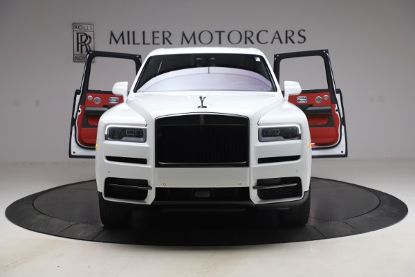 New 2021 Rolls-Royce Cullinan Black Badge for sale $431,325 at Maserati of Greenwich in Greenwich CT 06830 13