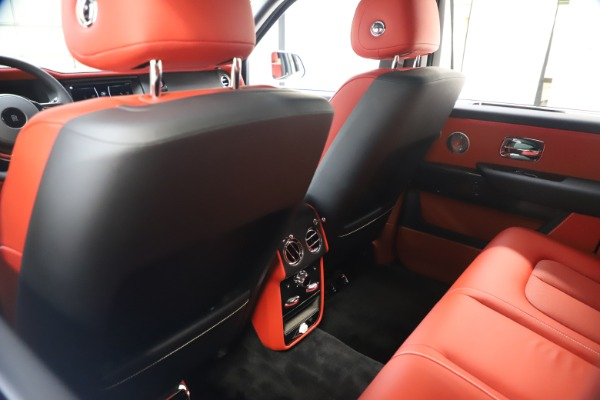 New 2021 Rolls-Royce Cullinan Black Badge for sale $431,325 at Maserati of Greenwich in Greenwich CT 06830 20