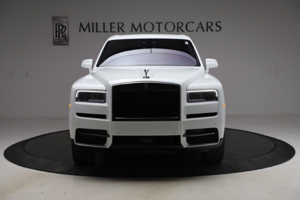 New 2021 Rolls-Royce Cullinan Black Badge for sale $431,325 at Maserati of Greenwich in Greenwich CT 06830 3