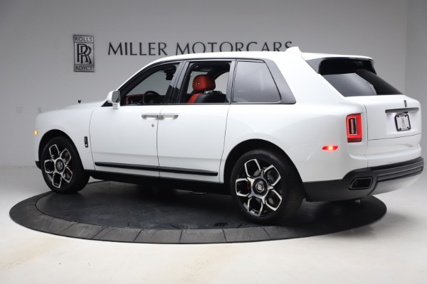 New 2021 Rolls-Royce Cullinan Black Badge for sale $431,325 at Maserati of Greenwich in Greenwich CT 06830 5