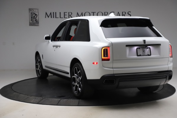 New 2021 Rolls-Royce Cullinan Black Badge for sale $431,325 at Maserati of Greenwich in Greenwich CT 06830 6