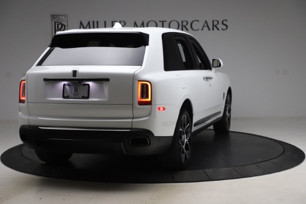 New 2021 Rolls-Royce Cullinan Black Badge for sale $431,325 at Maserati of Greenwich in Greenwich CT 06830 8