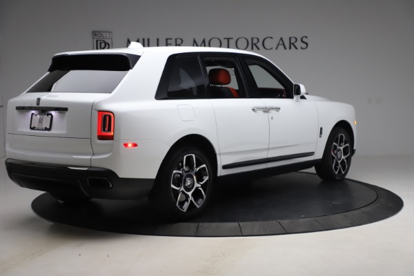 New 2021 Rolls-Royce Cullinan Black Badge for sale $431,325 at Maserati of Greenwich in Greenwich CT 06830 9