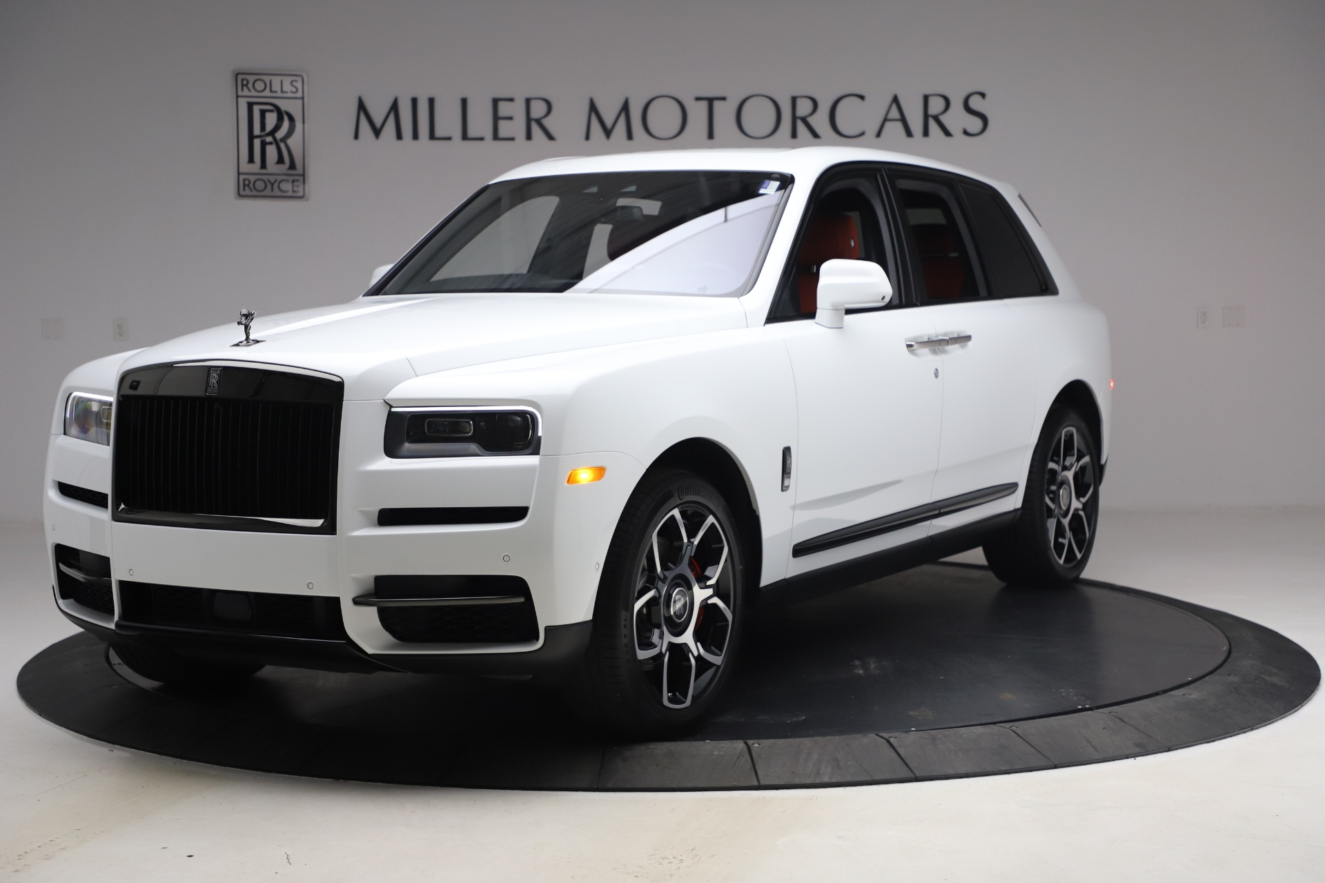 New 2021 Rolls-Royce Cullinan Black Badge for sale $431,325 at Maserati of Greenwich in Greenwich CT 06830 1