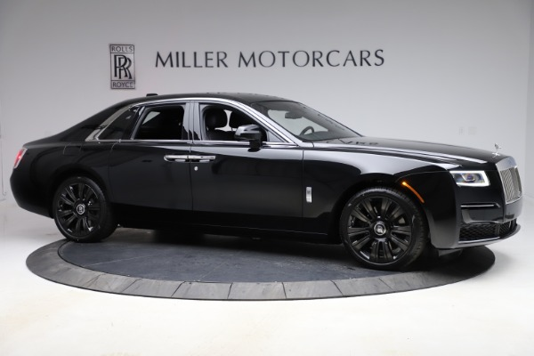 New 2021 Rolls-Royce Ghost for sale $374,150 at Maserati of Greenwich in Greenwich CT 06830 11