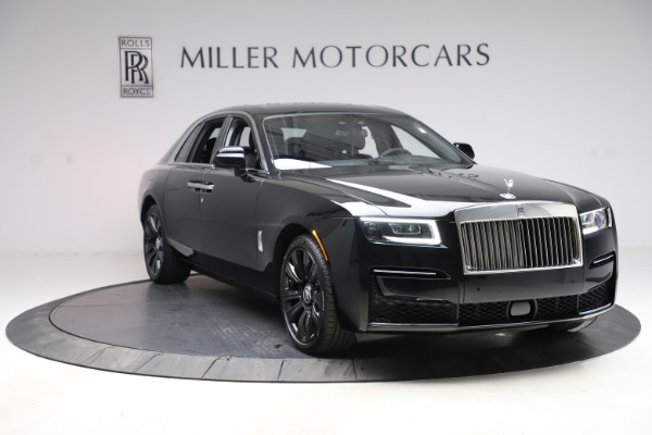 New 2021 Rolls-Royce Ghost for sale $374,150 at Maserati of Greenwich in Greenwich CT 06830 12