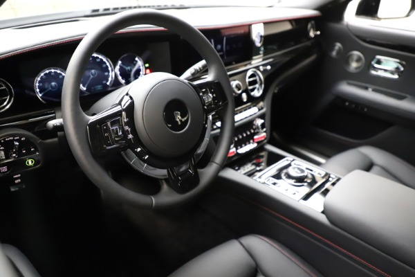 New 2021 Rolls-Royce Ghost for sale $374,150 at Maserati of Greenwich in Greenwich CT 06830 16