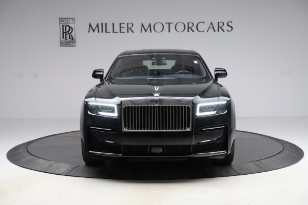 New 2021 Rolls-Royce Ghost for sale $374,150 at Maserati of Greenwich in Greenwich CT 06830 3