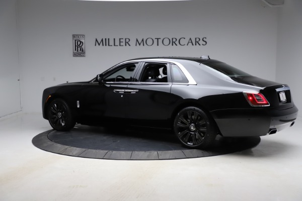 New 2021 Rolls-Royce Ghost for sale $374,150 at Maserati of Greenwich in Greenwich CT 06830 5