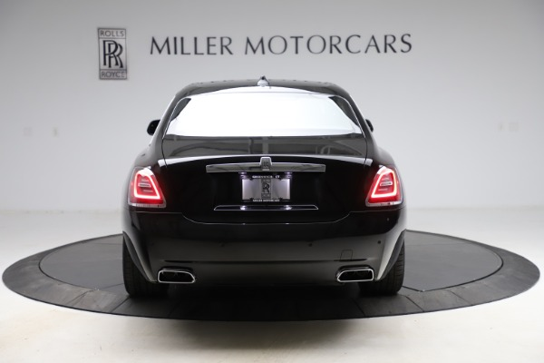 New 2021 Rolls-Royce Ghost for sale $374,150 at Maserati of Greenwich in Greenwich CT 06830 7
