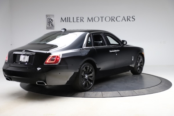New 2021 Rolls-Royce Ghost for sale $374,150 at Maserati of Greenwich in Greenwich CT 06830 9