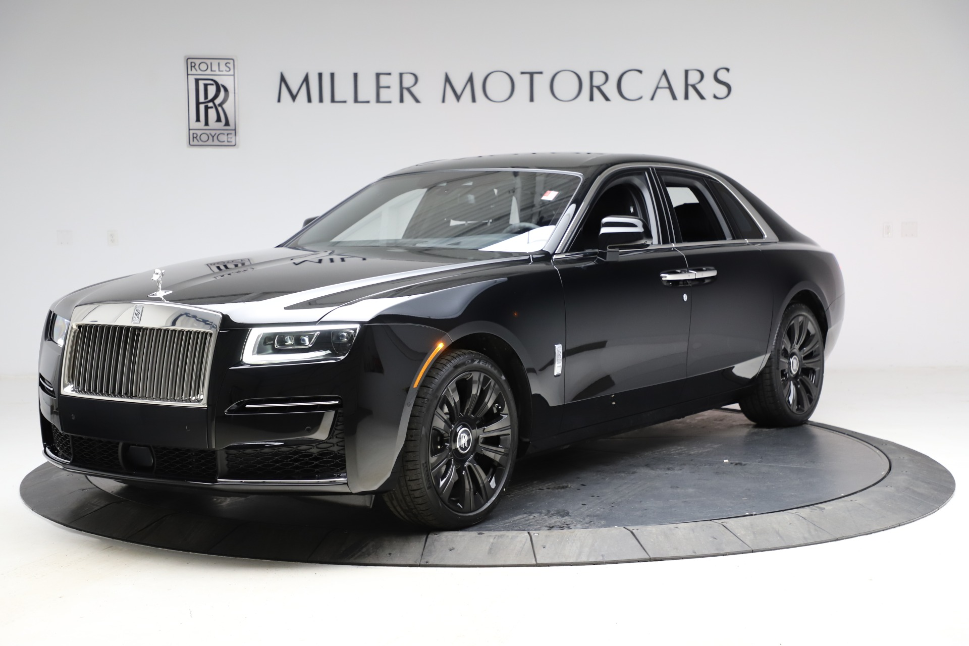 New 2021 Rolls-Royce Ghost for sale $374,150 at Maserati of Greenwich in Greenwich CT 06830 1
