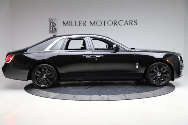 New 2021 Rolls-Royce Ghost for sale $370,650 at Maserati of Greenwich in Greenwich CT 06830 10