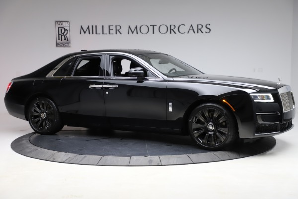 New 2021 Rolls-Royce Ghost for sale $370,650 at Maserati of Greenwich in Greenwich CT 06830 11