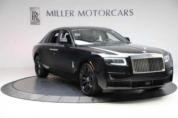 New 2021 Rolls-Royce Ghost for sale $370,650 at Maserati of Greenwich in Greenwich CT 06830 12